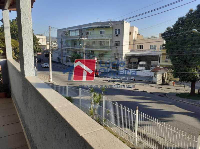 20- Vista Terraço, area de se - Casa à venda Rua Itapera,Vista Alegre, Rio de Janeiro - R$ 770.000 - VPCA30212 - 21