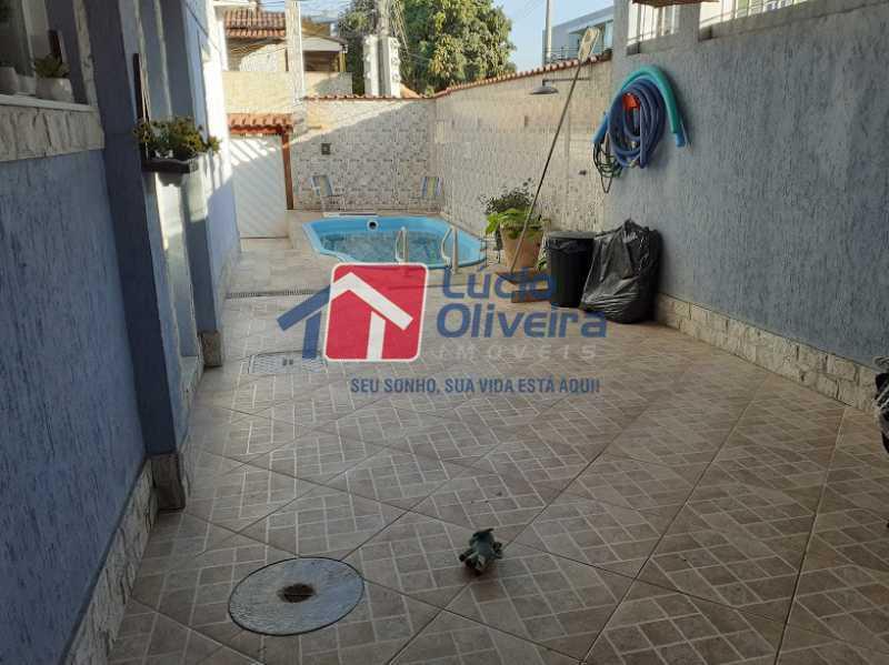 22- Area goumert - Casa à venda Rua Itapera,Vista Alegre, Rio de Janeiro - R$ 770.000 - VPCA30212 - 23