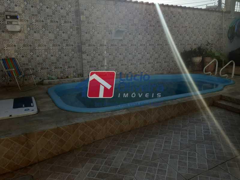 24- Piscina - Casa à venda Rua Itapera,Vista Alegre, Rio de Janeiro - R$ 770.000 - VPCA30212 - 25