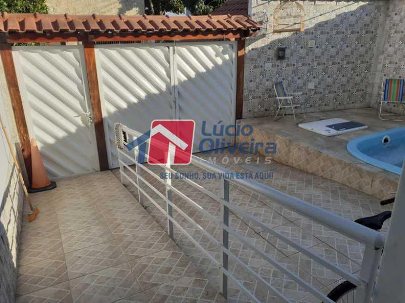 26- Garagem - Casa à venda Rua Itapera,Vista Alegre, Rio de Janeiro - R$ 770.000 - VPCA30212 - 27