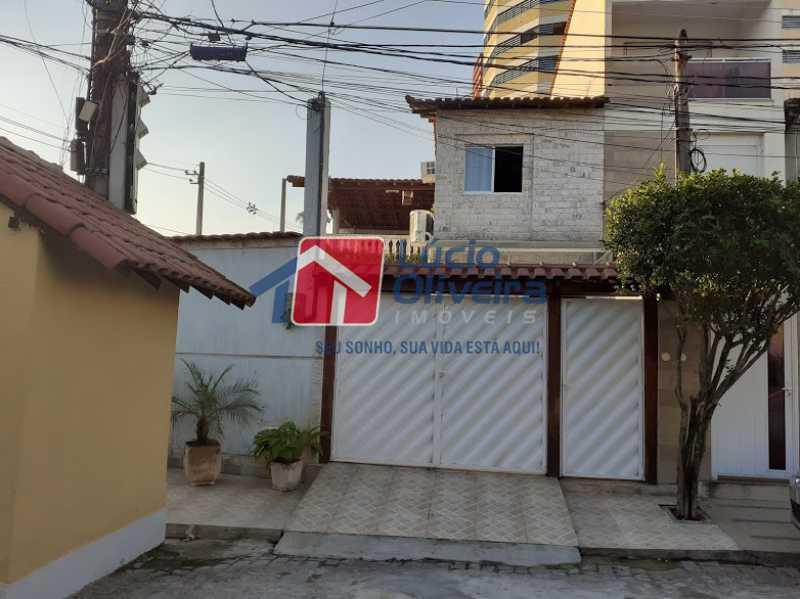27- Fachada - Casa à venda Rua Itapera,Vista Alegre, Rio de Janeiro - R$ 770.000 - VPCA30212 - 28