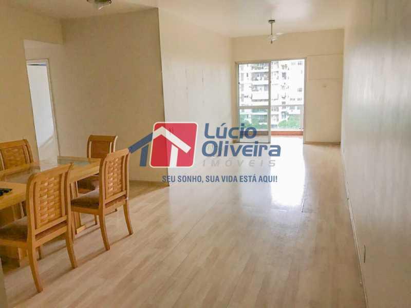 0-sala - Apartamento à venda Rua Ângelo Bittencourt,Vila Isabel, Rio de Janeiro - R$ 430.000 - VPAP21506 - 1