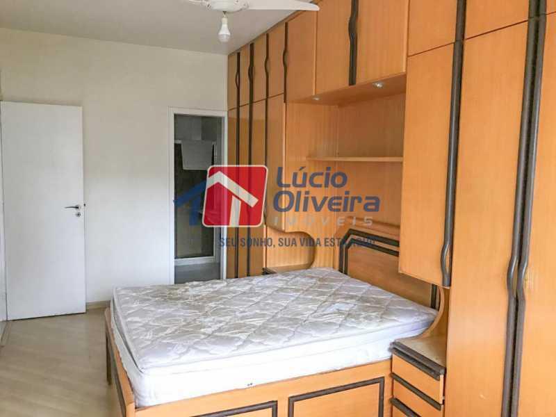 5-quarto - Apartamento à venda Rua Ângelo Bittencourt,Vila Isabel, Rio de Janeiro - R$ 430.000 - VPAP21506 - 7