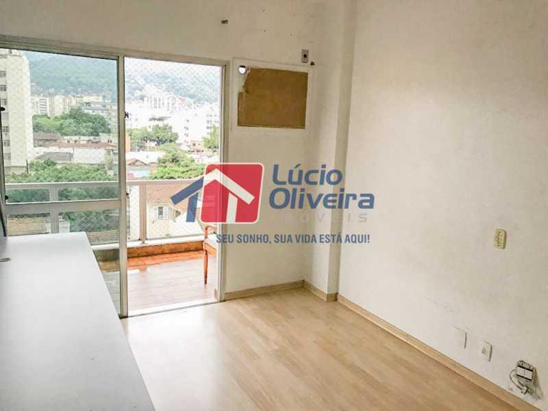 6-quarto - Apartamento à venda Rua Ângelo Bittencourt,Vila Isabel, Rio de Janeiro - R$ 430.000 - VPAP21506 - 8