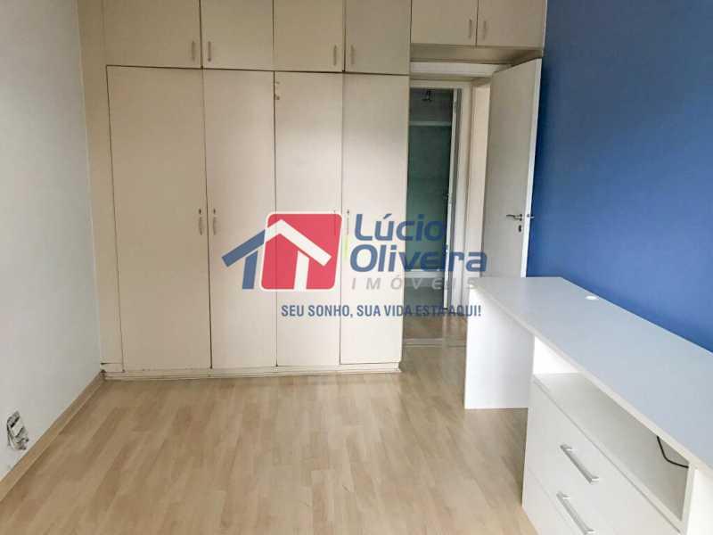 7-quarto - Apartamento à venda Rua Ângelo Bittencourt,Vila Isabel, Rio de Janeiro - R$ 430.000 - VPAP21506 - 9
