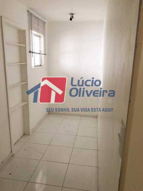 8-quarto - Apartamento à venda Rua Ângelo Bittencourt,Vila Isabel, Rio de Janeiro - R$ 430.000 - VPAP21506 - 10