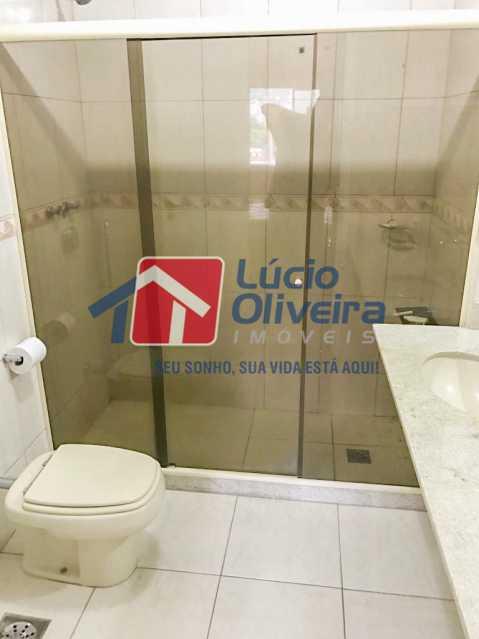 9-banheiro - Apartamento à venda Rua Ângelo Bittencourt,Vila Isabel, Rio de Janeiro - R$ 430.000 - VPAP21506 - 11