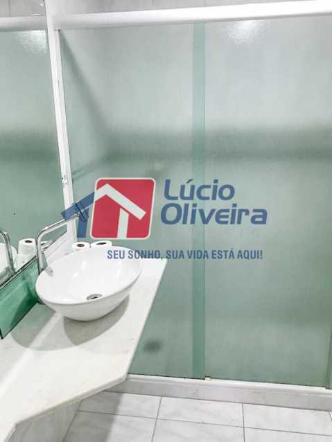 11-banheiro - Apartamento à venda Rua Ângelo Bittencourt,Vila Isabel, Rio de Janeiro - R$ 430.000 - VPAP21506 - 13