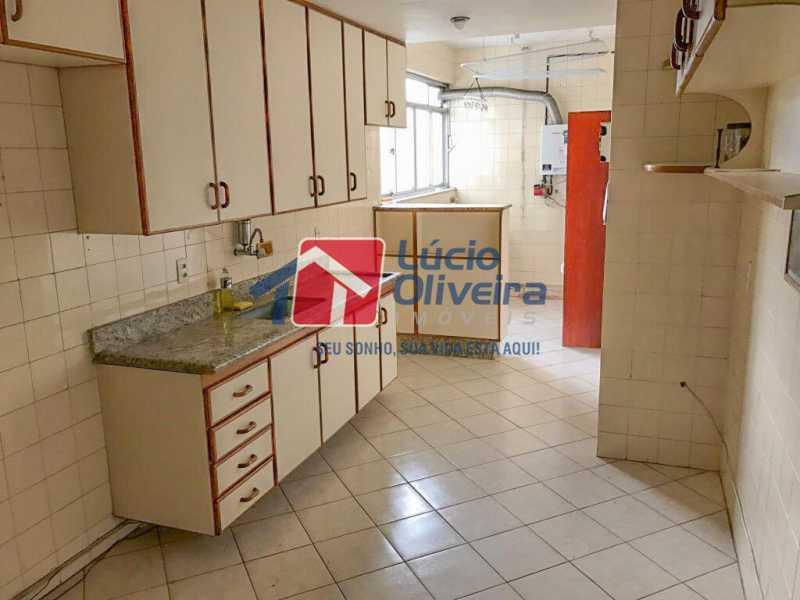 13-cozinha - Apartamento à venda Rua Ângelo Bittencourt,Vila Isabel, Rio de Janeiro - R$ 430.000 - VPAP21506 - 15