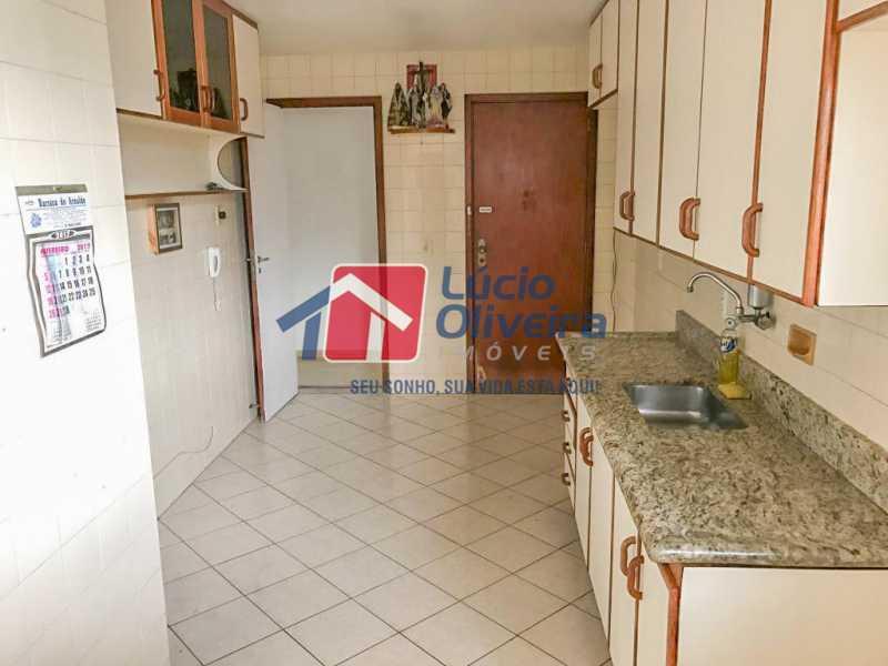 14-cozinha - Apartamento à venda Rua Ângelo Bittencourt,Vila Isabel, Rio de Janeiro - R$ 430.000 - VPAP21506 - 16