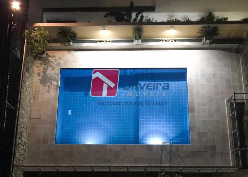 17-piscina - Apartamento à venda Rua Ângelo Bittencourt,Vila Isabel, Rio de Janeiro - R$ 430.000 - VPAP21506 - 19