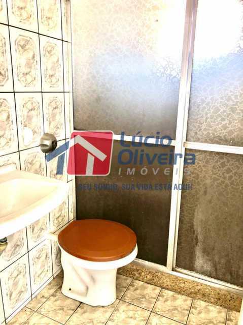 14 - Apartamento para alugar Rua Engenheiro Alberto Rocha,Vila da Penha, Rio de Janeiro - R$ 800 - VPAP21508 - 15