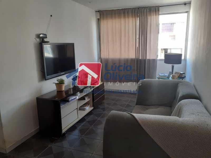 01 - Sala. - Apartamento 2 quartos à venda Irajá, Rio de Janeiro - R$ 220.000 - VPAP21510 - 1
