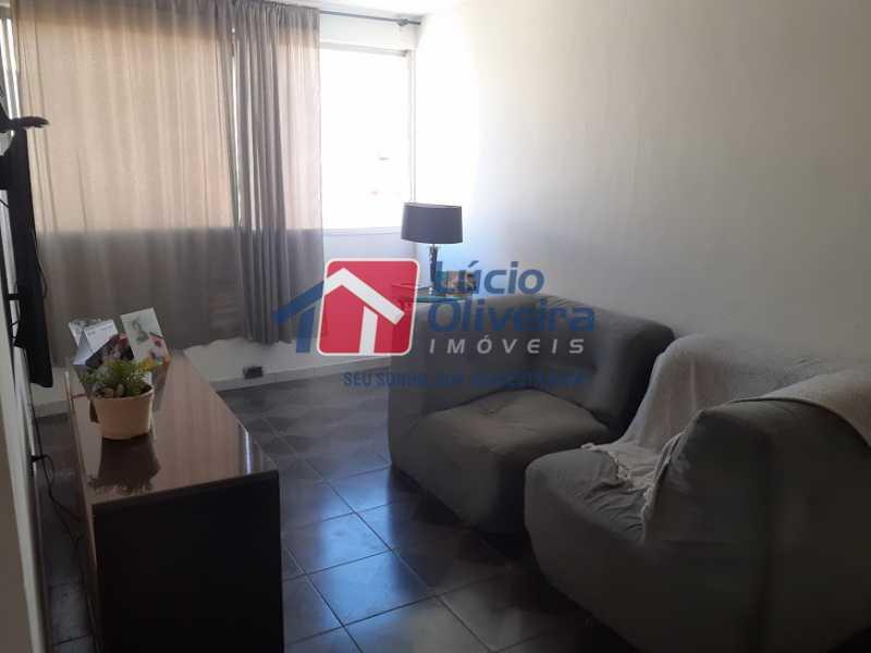 04 -Sala - Apartamento 2 quartos à venda Irajá, Rio de Janeiro - R$ 220.000 - VPAP21510 - 5
