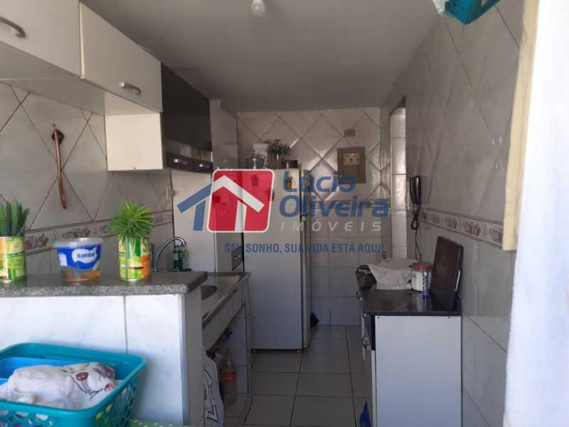 12- Cozinha.... - Apartamento 2 quartos à venda Irajá, Rio de Janeiro - R$ 220.000 - VPAP21510 - 13