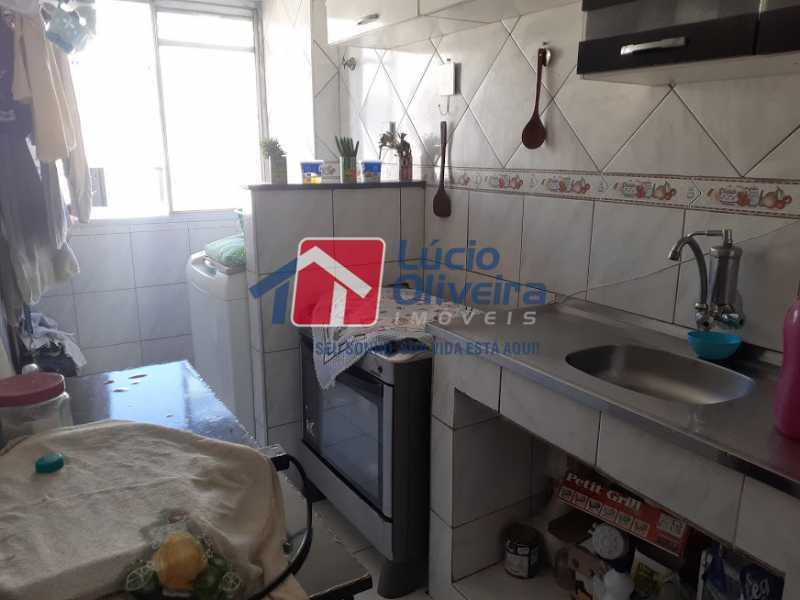 13- Cozinha. - Apartamento 2 quartos à venda Irajá, Rio de Janeiro - R$ 220.000 - VPAP21510 - 14