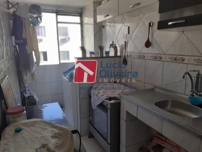 14 - Cozinha - Apartamento 2 quartos à venda Irajá, Rio de Janeiro - R$ 220.000 - VPAP21510 - 15