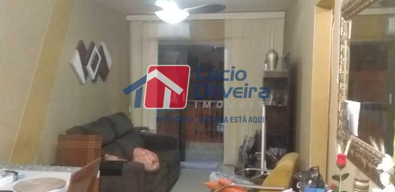 02 - Sala - Apartamento à venda Rua Lupicinio Rodrigues,Irajá, Rio de Janeiro - R$ 350.000 - VPAP21517 - 3