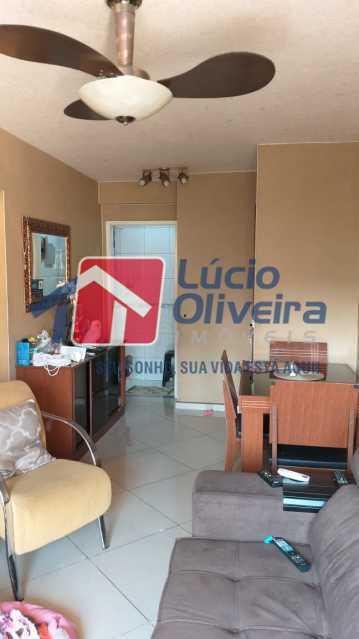 03 - Sala - Apartamento à venda Rua Lupicinio Rodrigues,Irajá, Rio de Janeiro - R$ 350.000 - VPAP21517 - 4