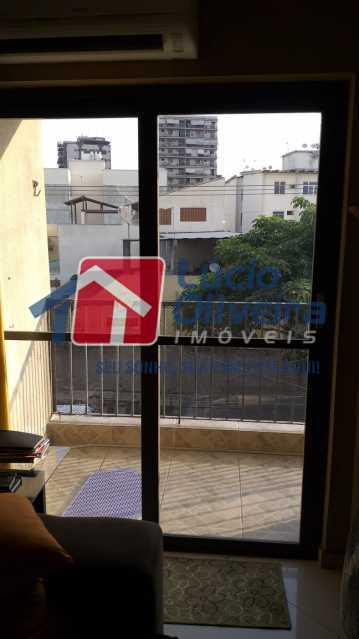 05 - Varanda - Apartamento à venda Rua Lupicinio Rodrigues,Irajá, Rio de Janeiro - R$ 350.000 - VPAP21517 - 6