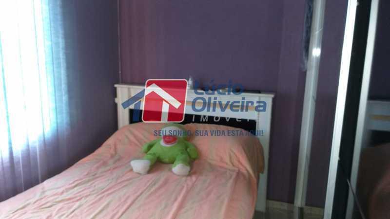 06 - Quarto Casal - Apartamento à venda Rua Lupicinio Rodrigues,Irajá, Rio de Janeiro - R$ 350.000 - VPAP21517 - 7
