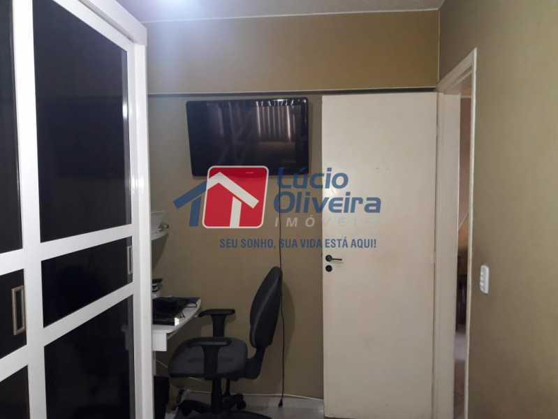 08 - Quarto Casal - Apartamento à venda Rua Lupicinio Rodrigues,Irajá, Rio de Janeiro - R$ 350.000 - VPAP21517 - 9