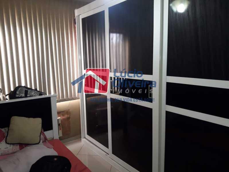09 - Quarto Solteiro - Apartamento à venda Rua Lupicinio Rodrigues,Irajá, Rio de Janeiro - R$ 350.000 - VPAP21517 - 10