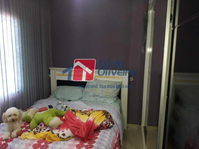10 - Quarto Solteiro - Apartamento à venda Rua Lupicinio Rodrigues,Irajá, Rio de Janeiro - R$ 350.000 - VPAP21517 - 11