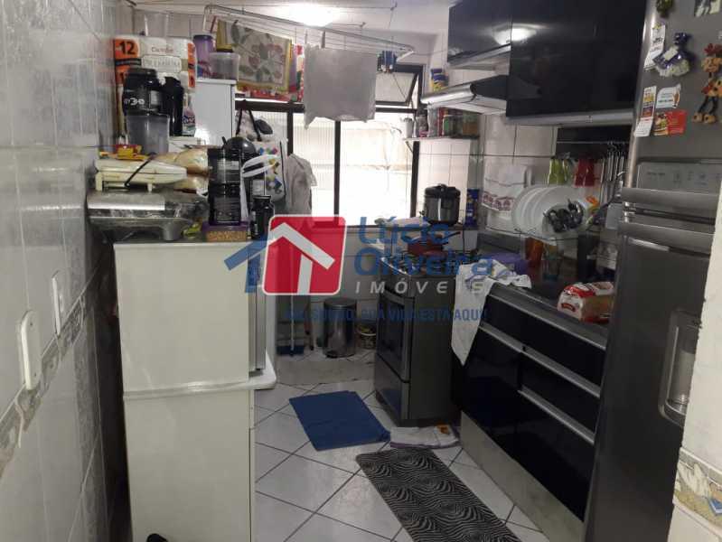11 - Cozinha - Apartamento à venda Rua Lupicinio Rodrigues,Irajá, Rio de Janeiro - R$ 350.000 - VPAP21517 - 12