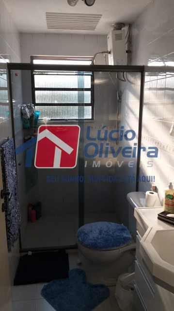 13 - Banheiro - Apartamento à venda Rua Lupicinio Rodrigues,Irajá, Rio de Janeiro - R$ 350.000 - VPAP21517 - 14