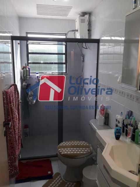 14 - Banheiro - Apartamento à venda Rua Lupicinio Rodrigues,Irajá, Rio de Janeiro - R$ 350.000 - VPAP21517 - 15