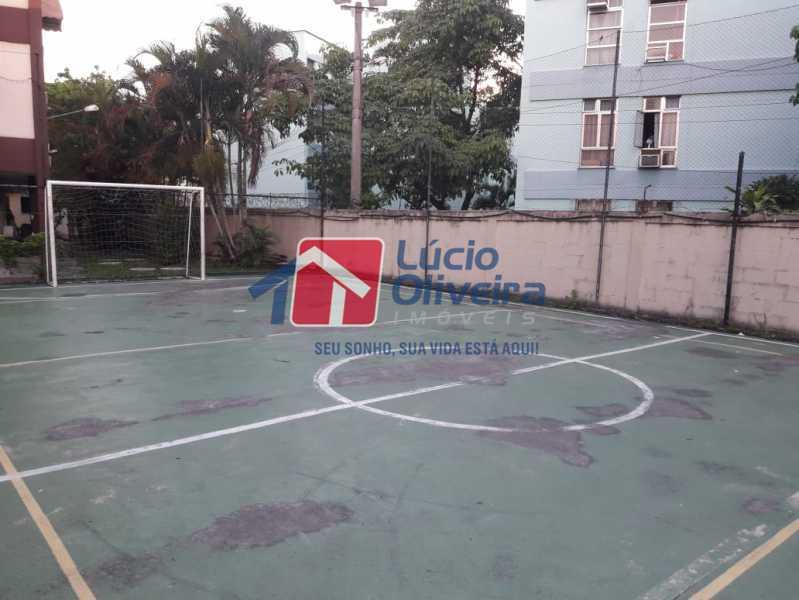18 - Quadra Poliesportiva - Apartamento à venda Rua Lupicinio Rodrigues,Irajá, Rio de Janeiro - R$ 350.000 - VPAP21517 - 19