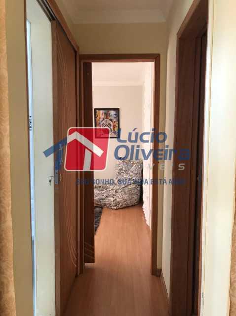 CIRCULAÇÃO. - Apartamento à venda Rua Debussy,Jardim América, Rio de Janeiro - R$ 175.000 - VPAP21520 - 9