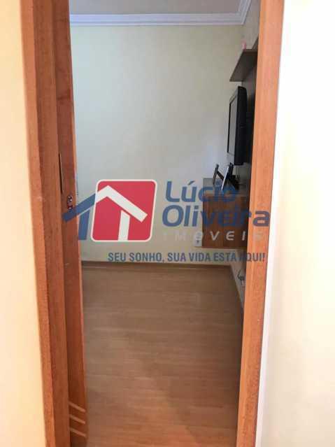 quarto mai2. - Apartamento à venda Rua Debussy,Jardim América, Rio de Janeiro - R$ 175.000 - VPAP21520 - 14
