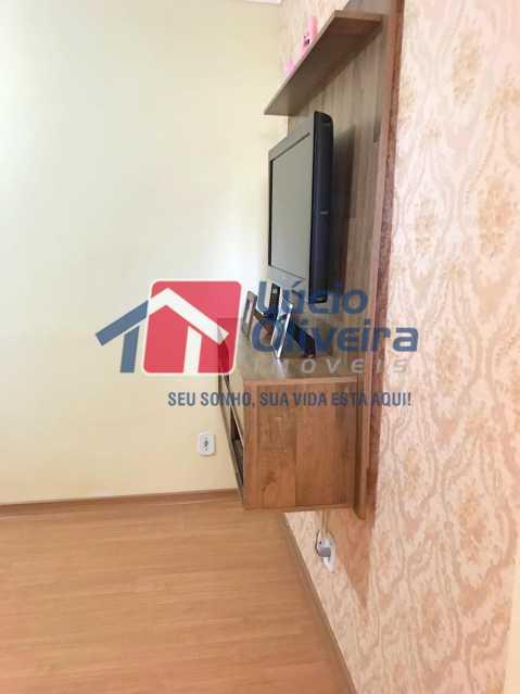 quarto mai3. - Apartamento à venda Rua Debussy,Jardim América, Rio de Janeiro - R$ 175.000 - VPAP21520 - 15