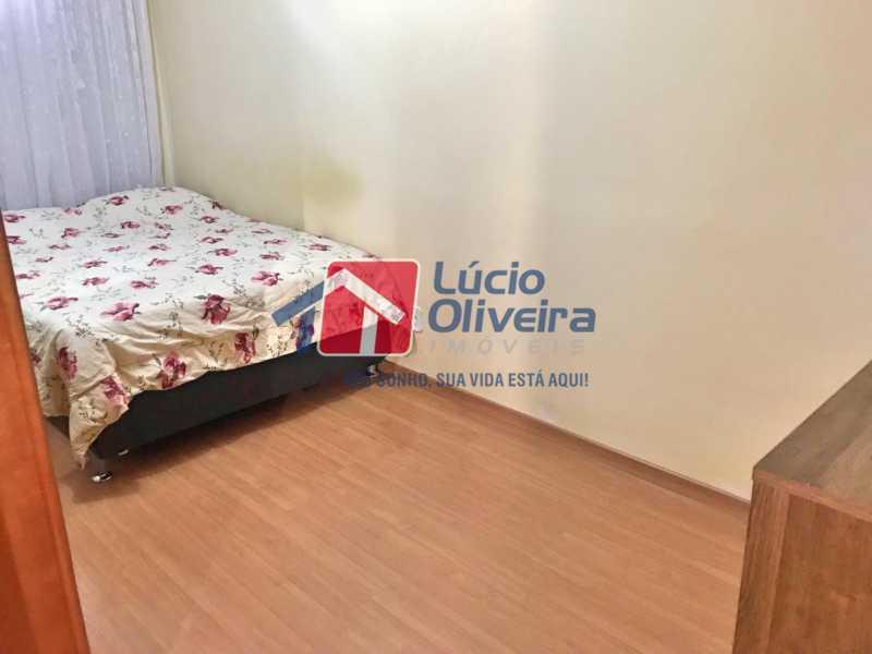 quarto mai5. - Apartamento à venda Rua Debussy,Jardim América, Rio de Janeiro - R$ 175.000 - VPAP21520 - 16