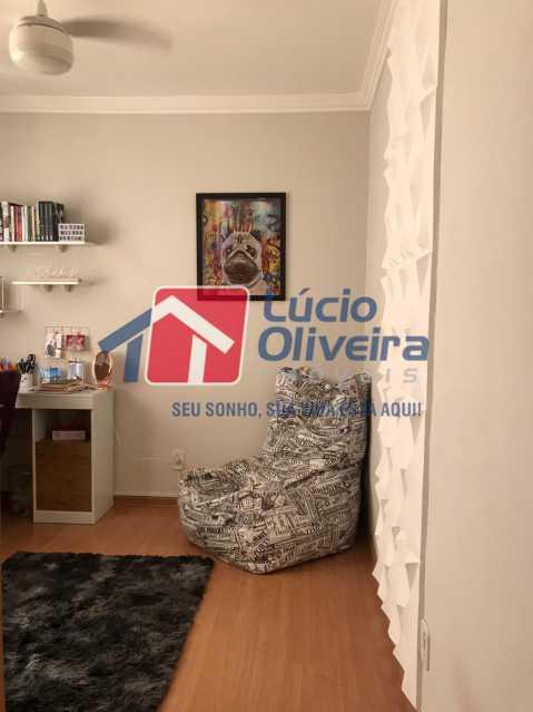 quarto men2. - Apartamento à venda Rua Debussy,Jardim América, Rio de Janeiro - R$ 175.000 - VPAP21520 - 18