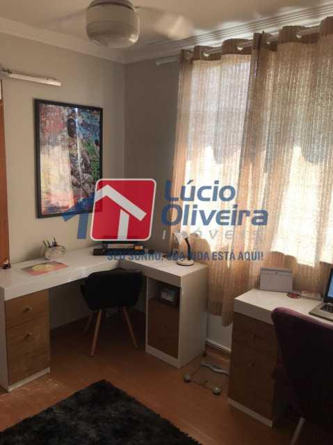 quarto men3. - Apartamento à venda Rua Debussy,Jardim América, Rio de Janeiro - R$ 175.000 - VPAP21520 - 21