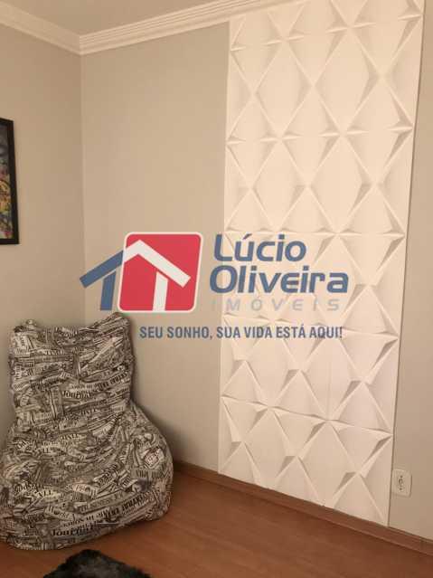 quarto men4. - Apartamento à venda Rua Debussy,Jardim América, Rio de Janeiro - R$ 175.000 - VPAP21520 - 19