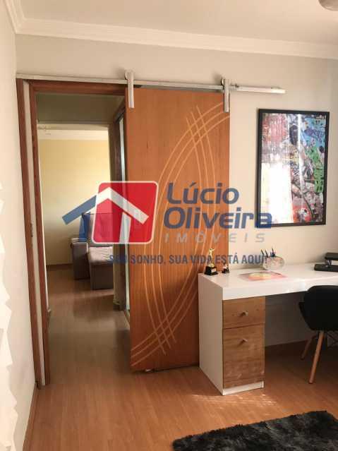 quarto men5. - Apartamento à venda Rua Debussy,Jardim América, Rio de Janeiro - R$ 175.000 - VPAP21520 - 20