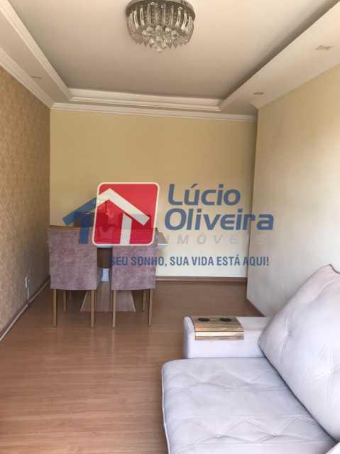 sala 2. - Apartamento à venda Rua Debussy,Jardim América, Rio de Janeiro - R$ 175.000 - VPAP21520 - 23
