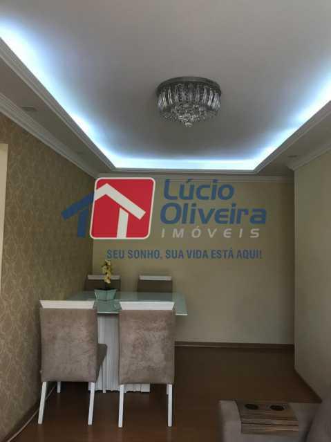 sala 8. - Apartamento à venda Rua Debussy,Jardim América, Rio de Janeiro - R$ 175.000 - VPAP21520 - 25