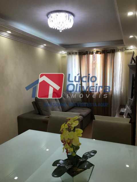 sala7. - Apartamento à venda Rua Debussy,Jardim América, Rio de Janeiro - R$ 175.000 - VPAP21520 - 26