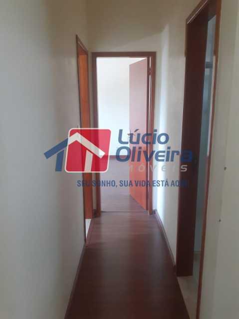 circulaçao - Apartamento à venda Rua do Cajá,Penha, Rio de Janeiro - R$ 240.000 - VPAP21524 - 7