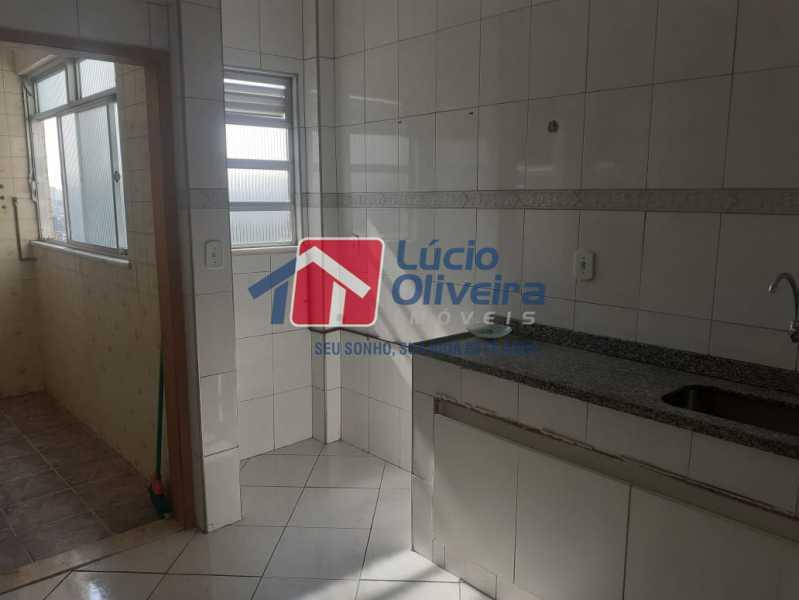 cozinha 2 - Apartamento à venda Rua do Cajá,Penha, Rio de Janeiro - R$ 240.000 - VPAP21524 - 8