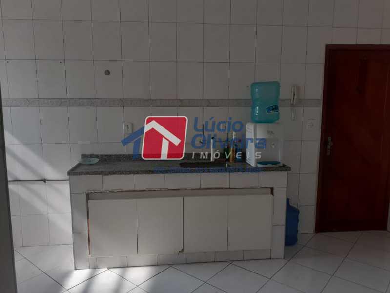 cozinha 3 - Apartamento à venda Rua do Cajá,Penha, Rio de Janeiro - R$ 240.000 - VPAP21524 - 9