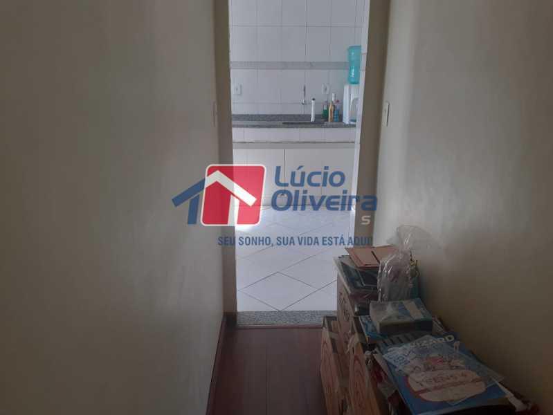 cozinha 4 - Apartamento à venda Rua do Cajá,Penha, Rio de Janeiro - R$ 240.000 - VPAP21524 - 10