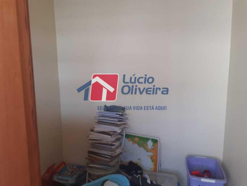 depedendecia empregadsas - Apartamento à venda Rua do Cajá,Penha, Rio de Janeiro - R$ 240.000 - VPAP21524 - 12