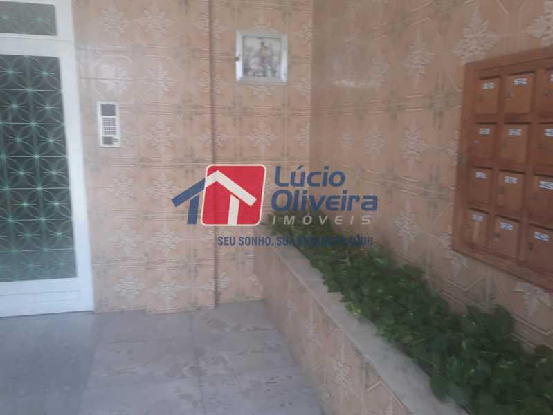 entrada 2 - Apartamento à venda Rua do Cajá,Penha, Rio de Janeiro - R$ 240.000 - VPAP21524 - 13