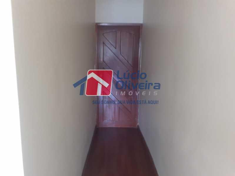 entrada sala - Apartamento à venda Rua do Cajá,Penha, Rio de Janeiro - R$ 240.000 - VPAP21524 - 14